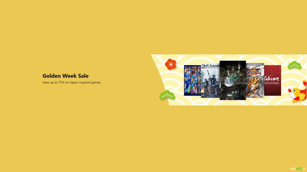 Xbox Golden Week Sale