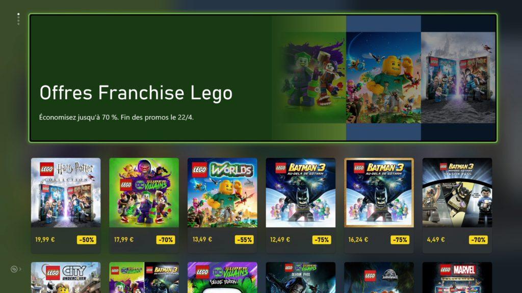 Promotions Lego