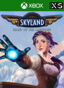 Skyland: Heart of the Mountain (Xbox Version)