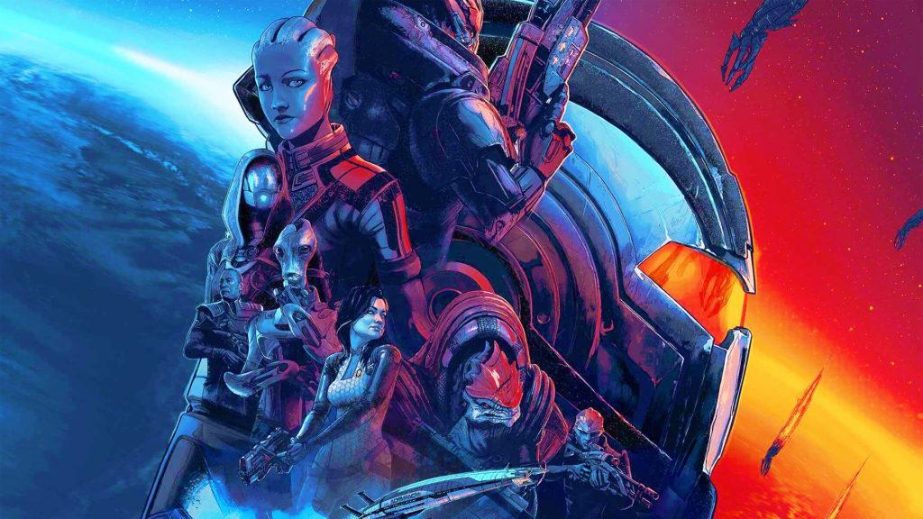 Mass Effect Legendary Edition jusqu'à 120 FPS sur Xbox Series X|S