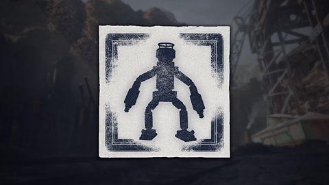 Maître de la montagne des robots