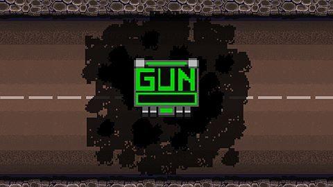 Full Gun Rack