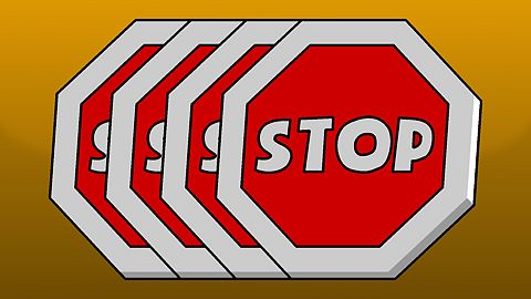Come To A Stop Part 1