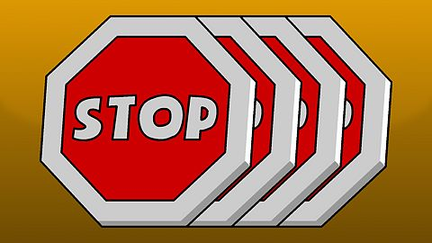 Come To A Stop Part 2