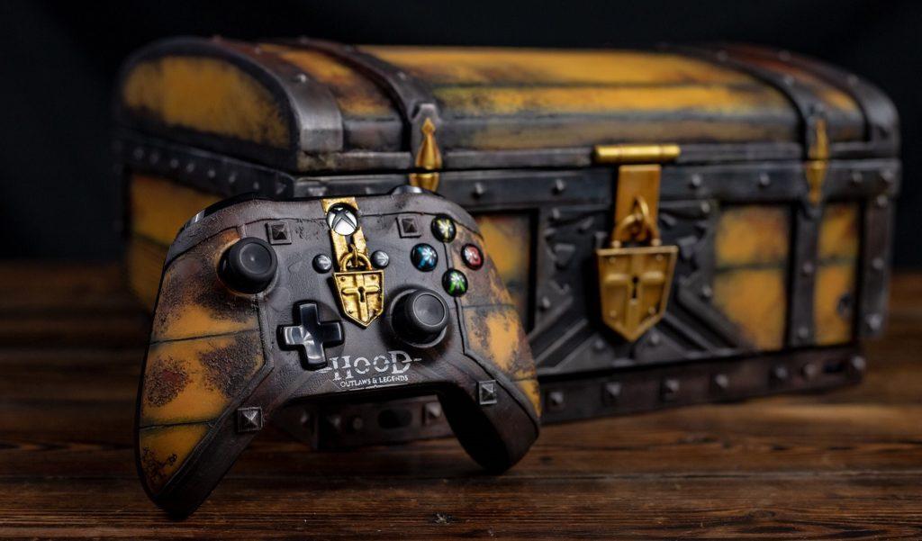 Les coulisses des deux Xbox customisées par Vadu Amka
