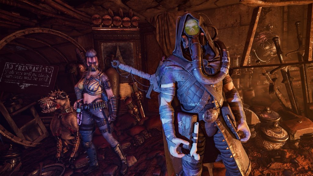 Necromunda: Hired Gun dévoile trois minutes de son gameplay