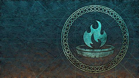 À la manière des druides