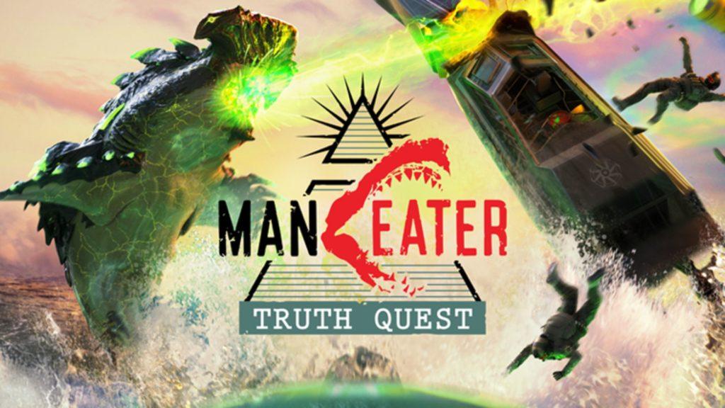 Maneater lève le voile sur Truth Quest, son premier contenu additionnel