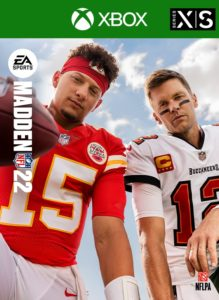 Madden NFL 22 Xbox Series X|S