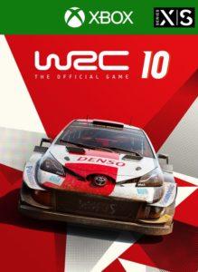 WRC 10 FIA World Rally Championship Xbox Series X|S