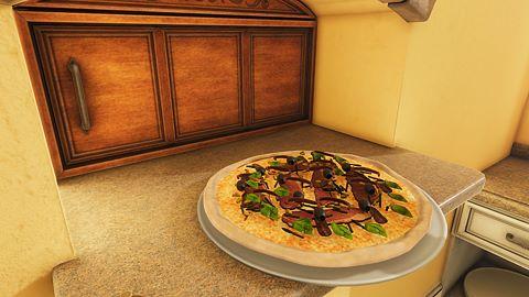 La pizza gagnante