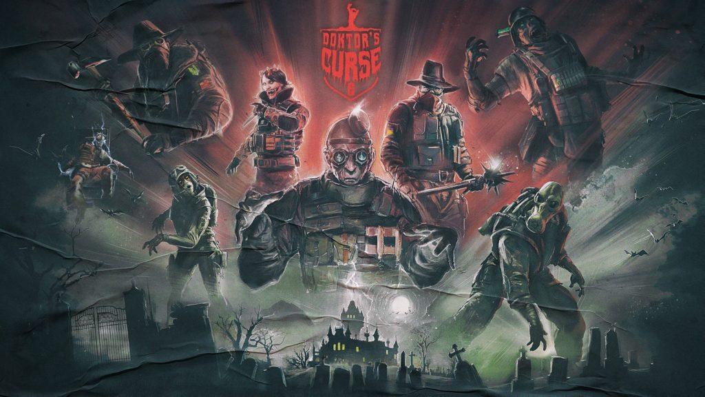 L'événement Doktor's Curse de Rainbow Six Siege est disponible