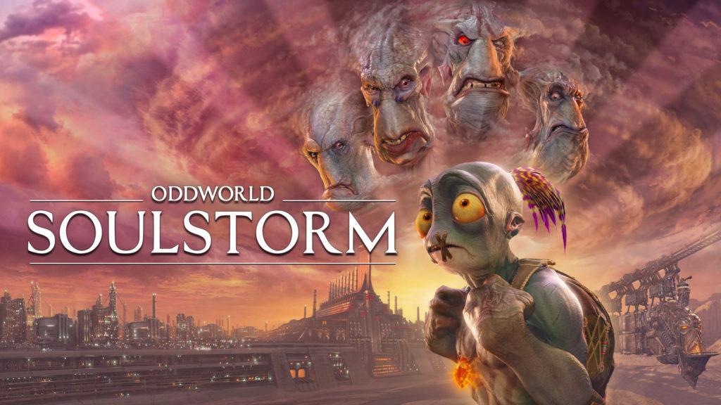 Oddworld : Soulstorm arrive fin novembre sur Xbox