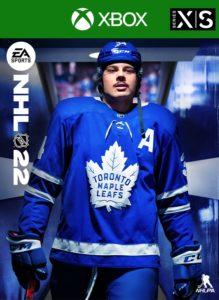 NHL 22 Xbox Series X|S