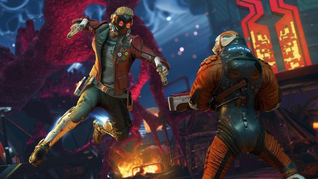 Marvel's Guardians of the Galaxy déploie sa vidéo de lancement